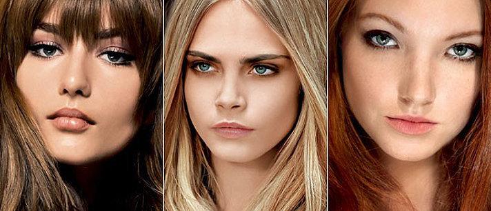 A melhor cor para o cabelo segundo o seu tom de pele