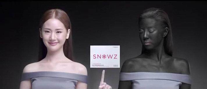 Anúncio de beleza na Tailândia é suspenso por racismo