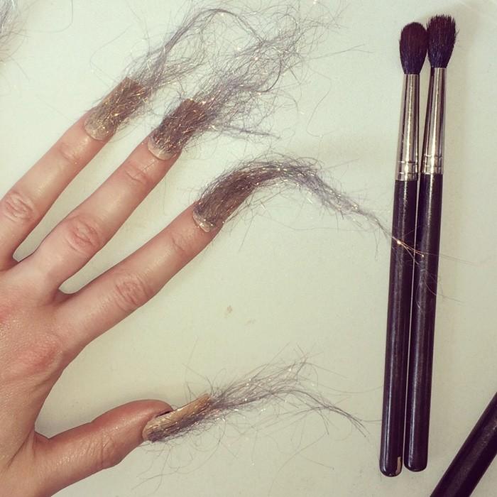 Unhas peludas: A nova tendência