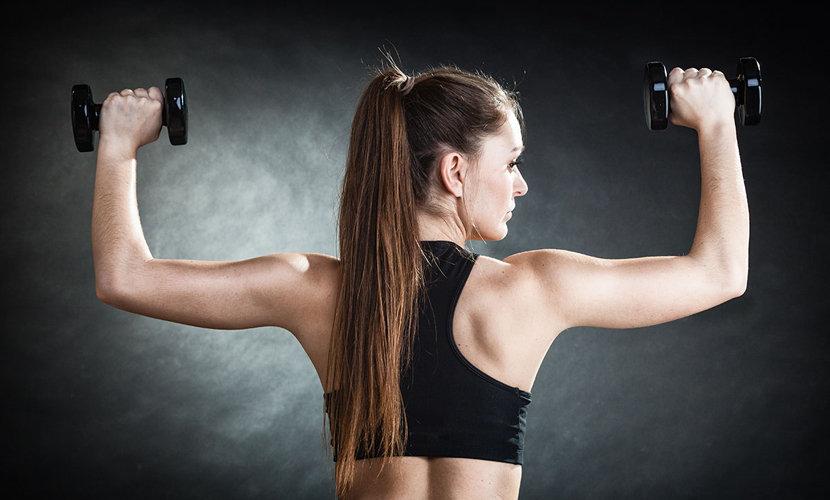 Como evitar a flacidez nos braços