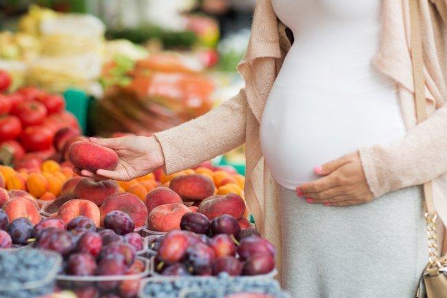 De onde vêm os quilos ganhos durante a gravidez?