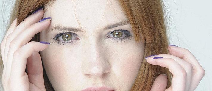 Falsos mitos sobre a maquiagem para ruivas