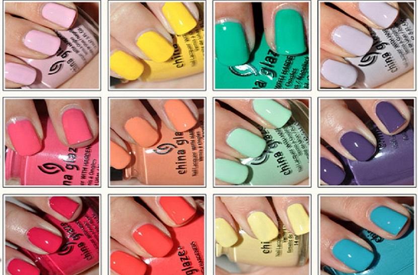 Que cor de esmalte te favorece mais?