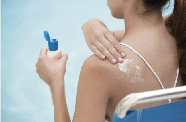 Razão para usar protetor solar 30 diariamente