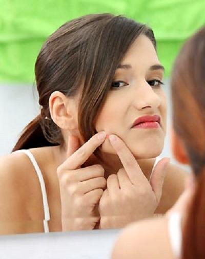 Como o ciclo menstrual afeta a saúde da pele