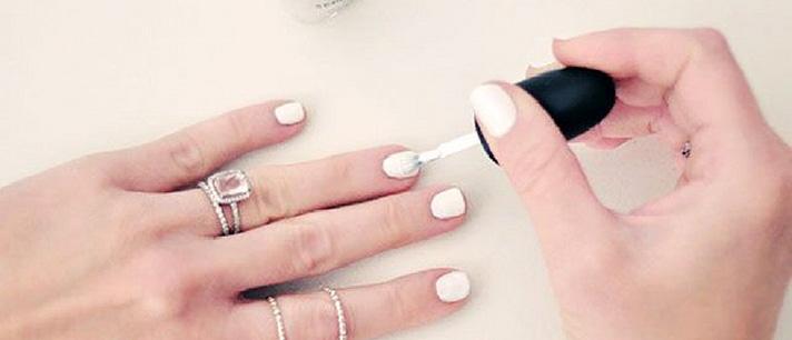 Dicas para pintar as unhas