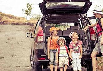 Segredos para viajar com crianças pequenas