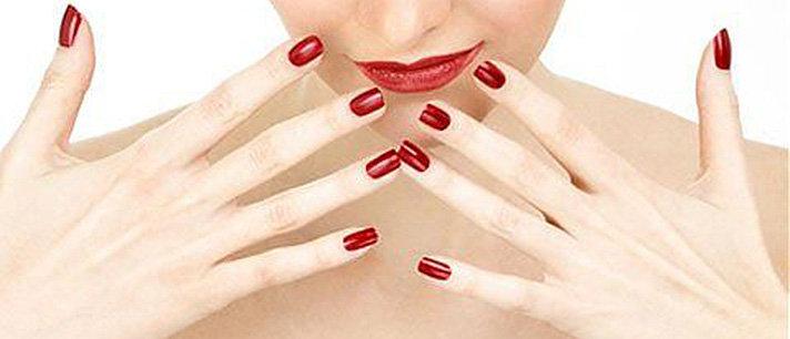 Dados curiosos sobre suas unhas e mãos