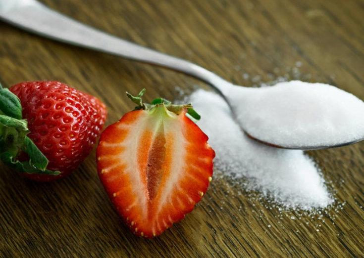 Depilação com cera de açúcar