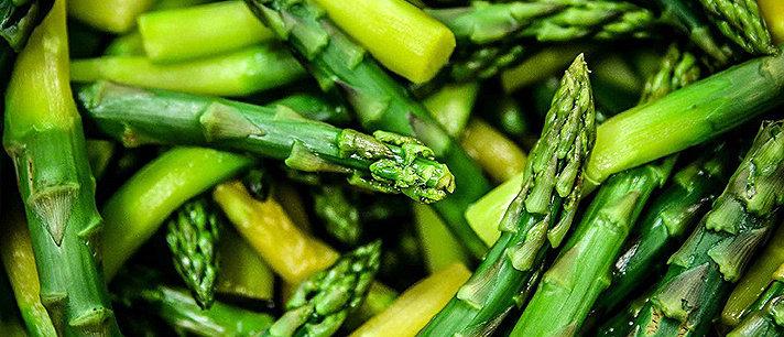 5 razões para comer mais aspargos