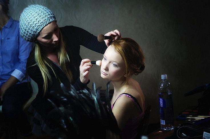 Como maquiar uma pele com acne