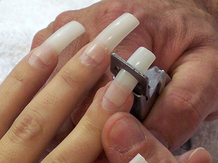 Efeitos negativos das unhas em gel