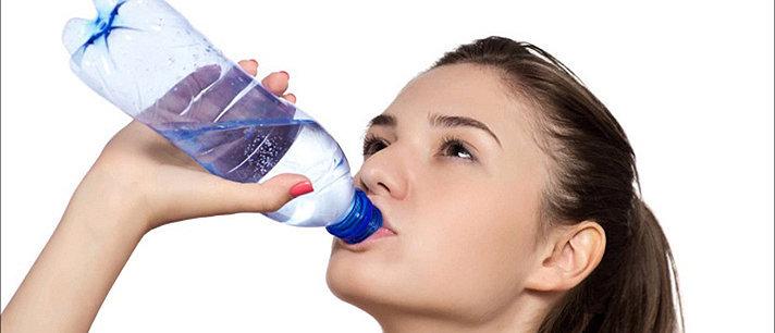 A importância de consumir água