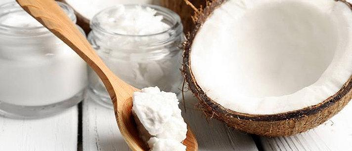 Óleo de coco para pele