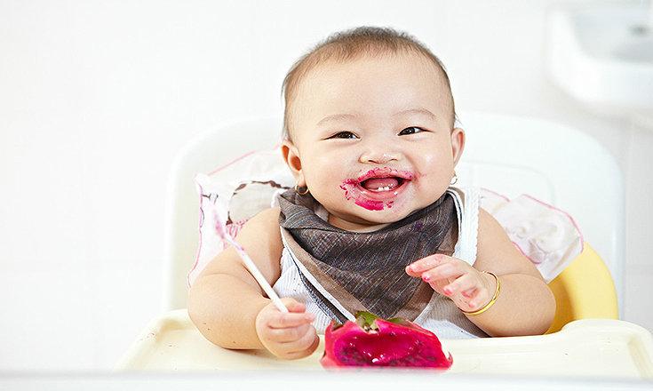 Alimentação do bebê durante o primeiro ano de vida