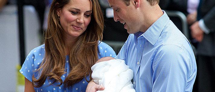 11 curiosidades de quando nasce um bebê real