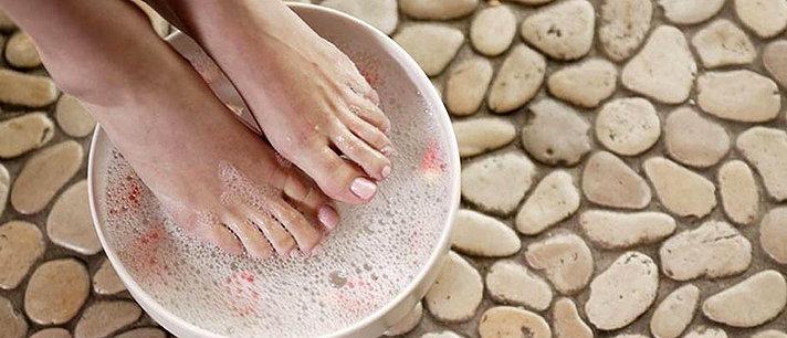 Aprenda como evitar as durezas nos pés