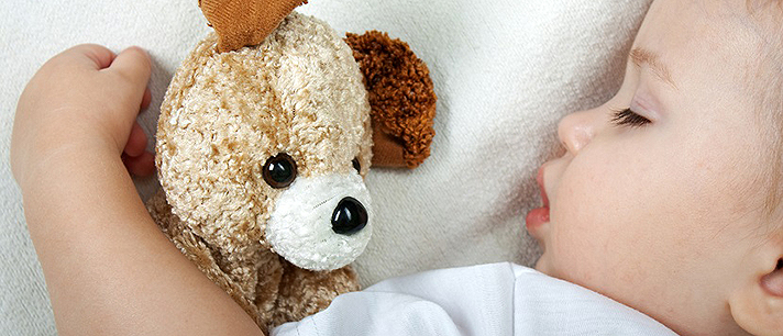 Dicas para o seu bebê dormir perfeitamente