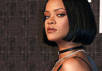 Nova linha de maquiagem da Rihanna