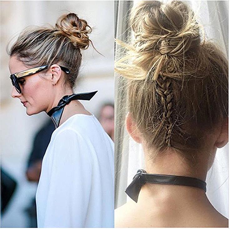 4 tranças incríveis para cabelos curtos