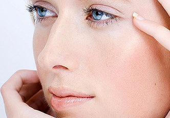 Cuidados de beleza para a pele sensível