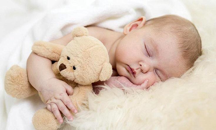 A queda de cabelo em bebê é normal?