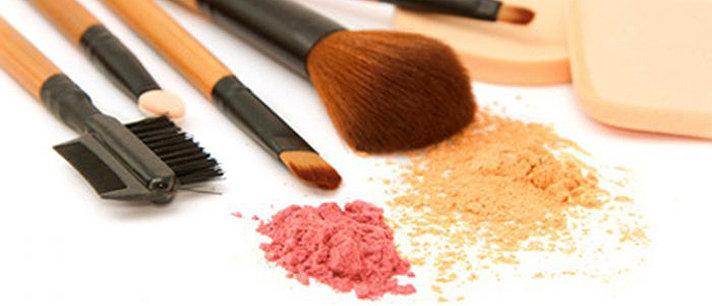 Maquiagem mineral, uma boa opção!
