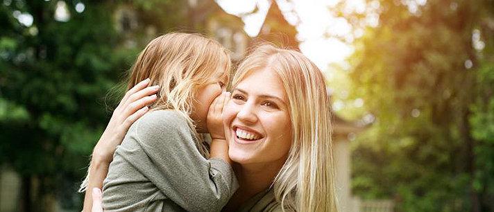 O forte vínculo entre mãe e filho tem uma explicação científica