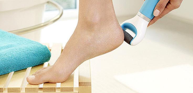 5 truques para ter pés macios