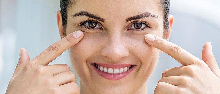 5 truques para cuidar do contorno dos olhos