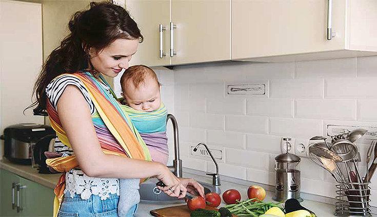 Dieta para quem amamenta: 4 dicas básicas