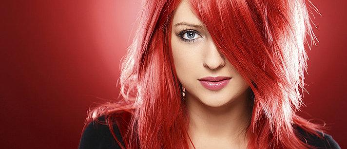 Como tirar o vermelho do cabelo