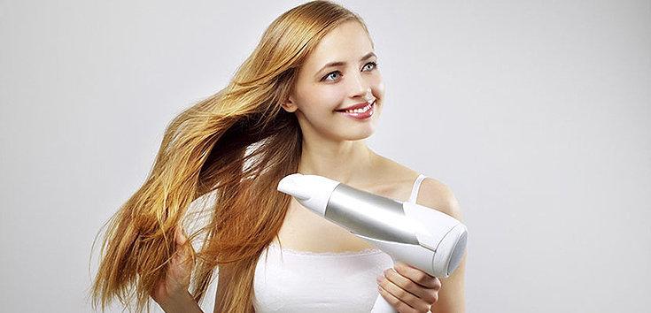 5 cuidados básicos para evitar cabelo seco