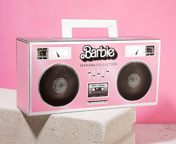 Barbie e Sephora lançam maquiagem de edição limitada