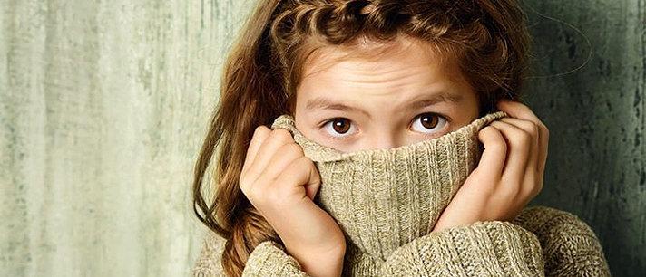 Transtorno de estresse pós-traumático em criança