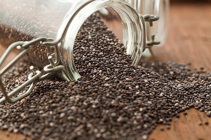 10 surpreendentes benefícios da semente de chia