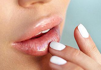Aprenda como evitar lábios secos