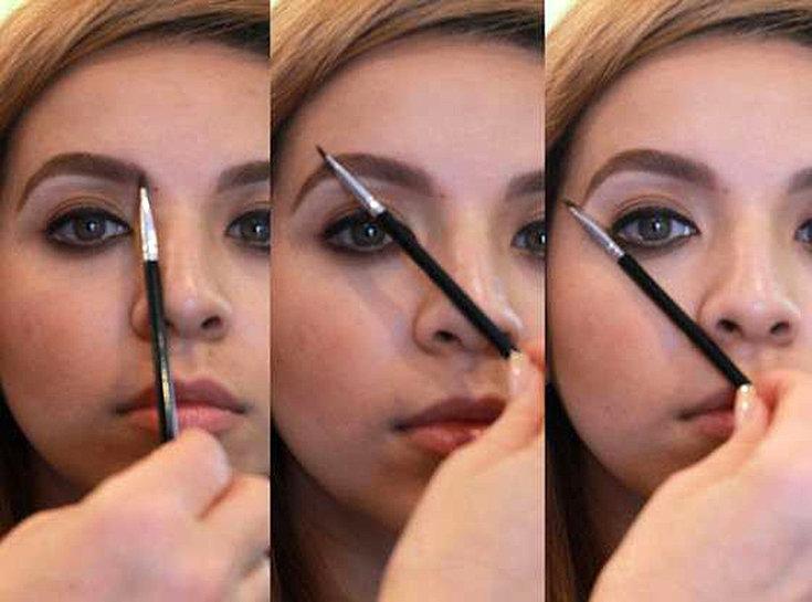 Aprenda como fazer sobrancelha em apenas 4 passos