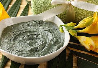 Argila verde no cabelo: Uma maravilha!