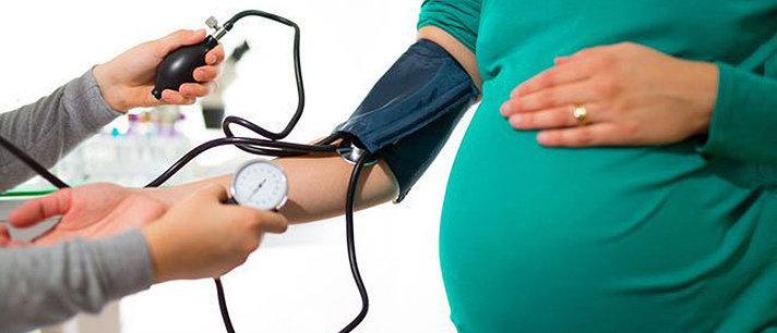 Pressão baixa na gravidez