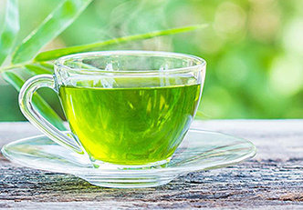 Benefícios do chá verde para emagrecer