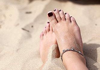 Bolhas nos pés, como preveni-las e curá-las!