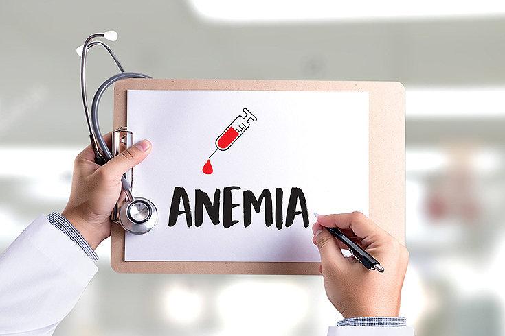 Saiba tudo sobre a anemia em crianças